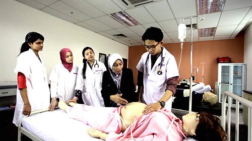 حول جامعة سايبرجايا في العلوم الطبية (CUCMS) - thumbnail
