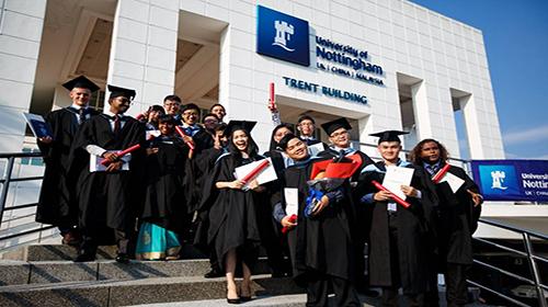 حول جامعة نوتنغهام البريطانية في ماليزيا (UNMC) - thumbnail