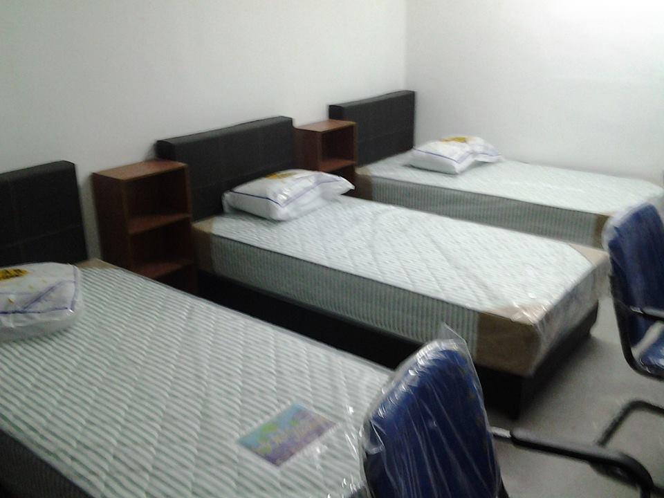 السكن لجامعة بيتروناس التكنولوجيا ( UTP )